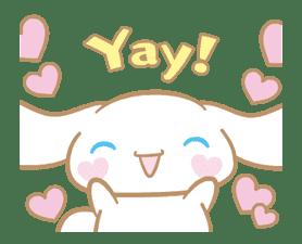 Cinnamoroll: Animated Goodness sticker #12955294