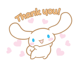 Cinnamoroll: Animated Goodness sticker #12955296