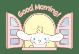 Cinnamoroll: Animated Goodness sticker #12955300