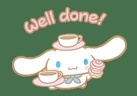 Cinnamoroll: Animated Goodness sticker #12955301