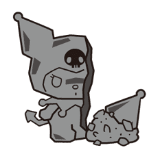 Animated Kuromi sticker #13274559