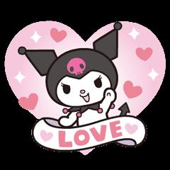 Animated Kuromi