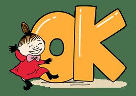 Moomin Pop-Up Stickers sticker #13477502