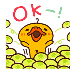 Kamonohashikamo's Popping Up sticker #13441815