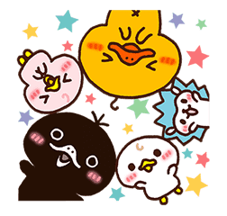 Kamonohashikamo's Popping Up sticker #13441821