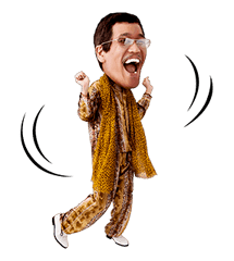 PIKOTARO PPAP Stickers sticker #13812792