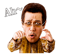 PIKOTARO PPAP Stickers sticker #13812794
