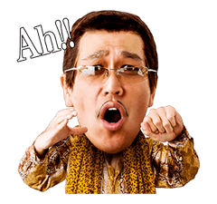 PIKOTARO PPAP Stickers sticker #13812797