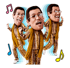 PIKOTARO PPAP Stickers sticker #13812804