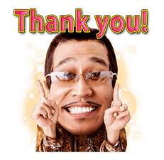 PIKOTARO PPAP Stickers sticker #13812806