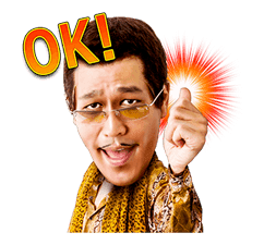 PIKOTARO PPAP Stickers sticker #13812807