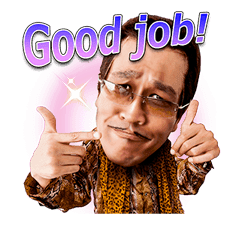 PIKOTARO PPAP Stickers sticker #13812808