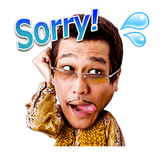 PIKOTARO PPAP Stickers sticker #13812810