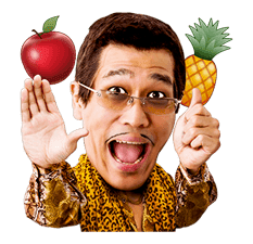 PIKOTARO PPAP Stickers sticker #13812812