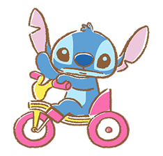 Stitch Pop-Up Cuteness sticker #14038335