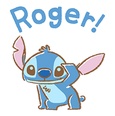Stitch Pop-Up Cuteness sticker #14038339