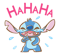 Stitch Pop-Up Cuteness sticker #14038341