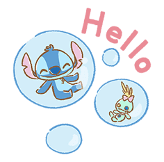 Stitch Pop-Up Cuteness sticker #14038342