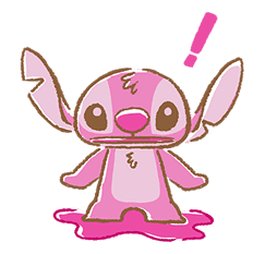 Stitch Pop-Up Cuteness sticker #14038343