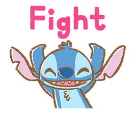 Stitch Pop-Up Cuteness sticker #14038344