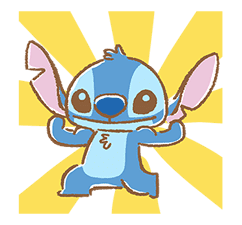 Stitch Pop-Up Cuteness sticker #14038345