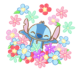 Stitch Pop-Up Cuteness sticker #14038348