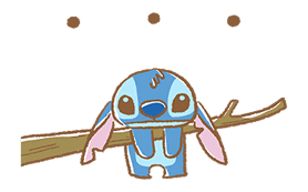 Stitch Pop-Up Cuteness sticker #14038353