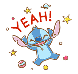 Stitch Pop-Up Cuteness sticker #14038357