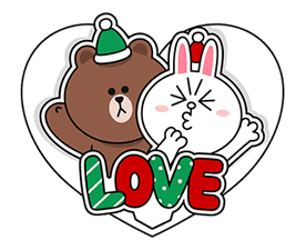 LINE Greeting Cards sticker #14327970
