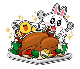 LINE Greeting Cards sticker #14327986