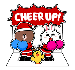 LINE Greeting Cards sticker #14327988