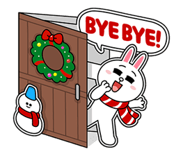 LINE Greeting Cards sticker #14327989