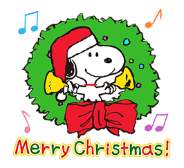 Wonderful Winter Snoopy Pop-Up Stickers sticker #14228087