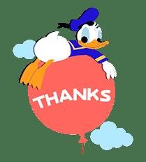 Donald Duck Pop-Up Stickers sticker #14361104