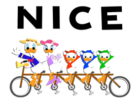 Donald Duck Pop-Up Stickers sticker #14361105