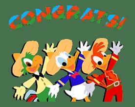 Donald Duck Pop-Up Stickers sticker #14361108
