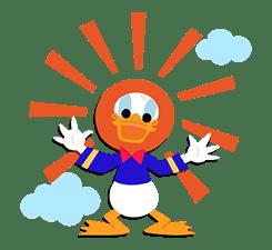 Donald Duck Pop-Up Stickers sticker #14361114