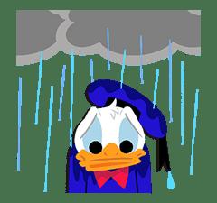 Donald Duck Pop-Up Stickers sticker #14361118