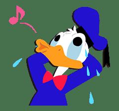 Donald Duck Pop-Up Stickers sticker #14361119