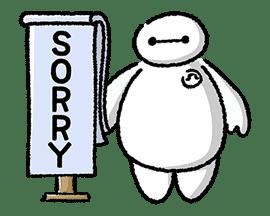Big Hero 6: Pop-Up Stickers sticker #14458876