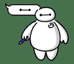 Big Hero 6: Pop-Up Stickers sticker #14458878