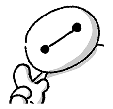 Big Hero 6: Pop-Up Stickers sticker #14458881