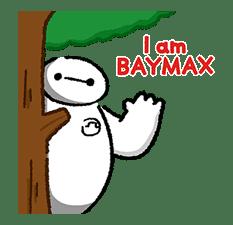 Big Hero 6: Pop-Up Stickers sticker #14458890