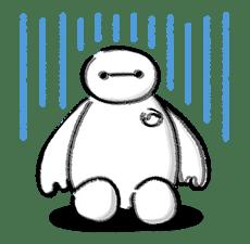 Big Hero 6: Pop-Up Stickers sticker #14458891