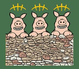 Shaun the Sheep Pop-Up Stickers sticker #14586037