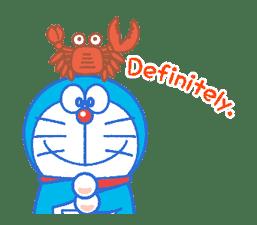 Doraemon's Everyday Expressions sticker #14866864