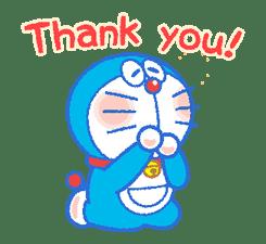 Doraemon's Everyday Expressions sticker #14866865