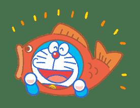 Doraemon's Everyday Expressions sticker #14866866