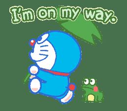 Doraemon's Everyday Expressions sticker #14866868