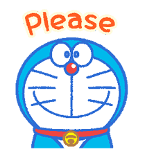 Doraemon's Everyday Expressions sticker #14866873